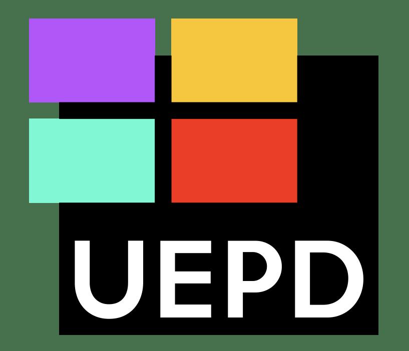 Logo UEPD